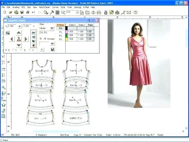 آموزش طراحی لباس-نرم افزار-آموزشگاه پیشکسوتان