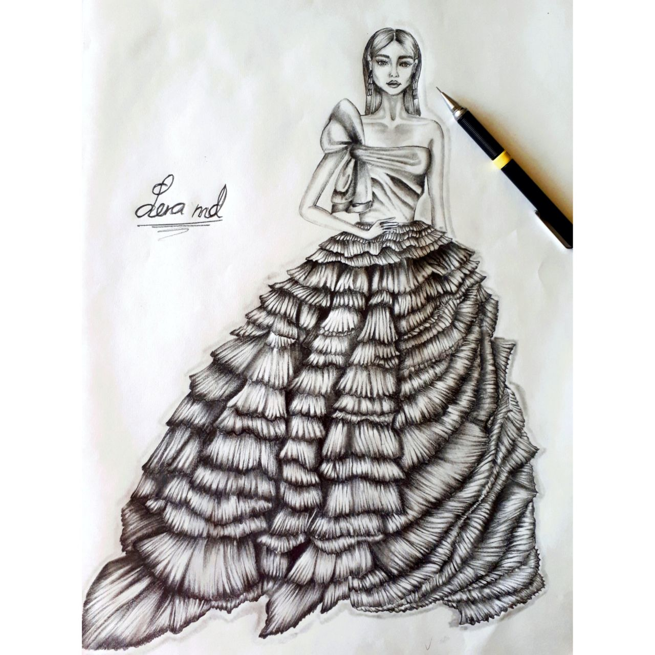 آموزشگاه پیشکسوتان - محدثه کریمی -مکز آموزش طراحی لباس