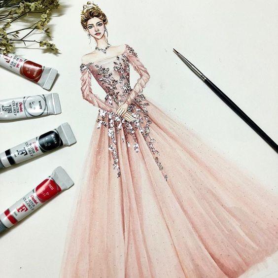 آموزشگاه پیشکسوتان - آموزش طراحی لباس