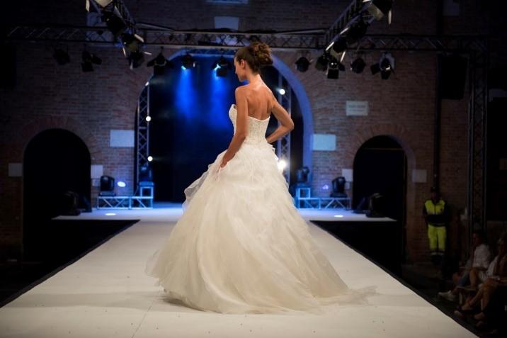 پیشکسوتان - آموزش طراحی لباس عروس