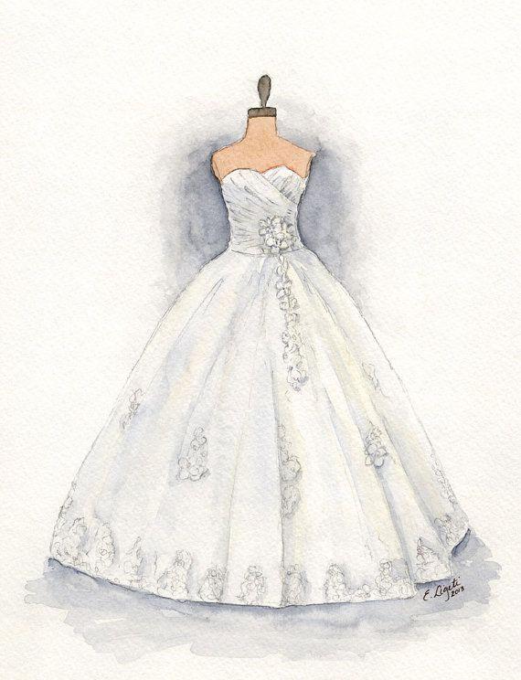 طراحی لباس عروس می تواند بسیار چالش برانگیز و در عین حال لذت بخش باشد،اما یک نکته در طراحی لباس عروس کاملا اجتناب ناپذیر است