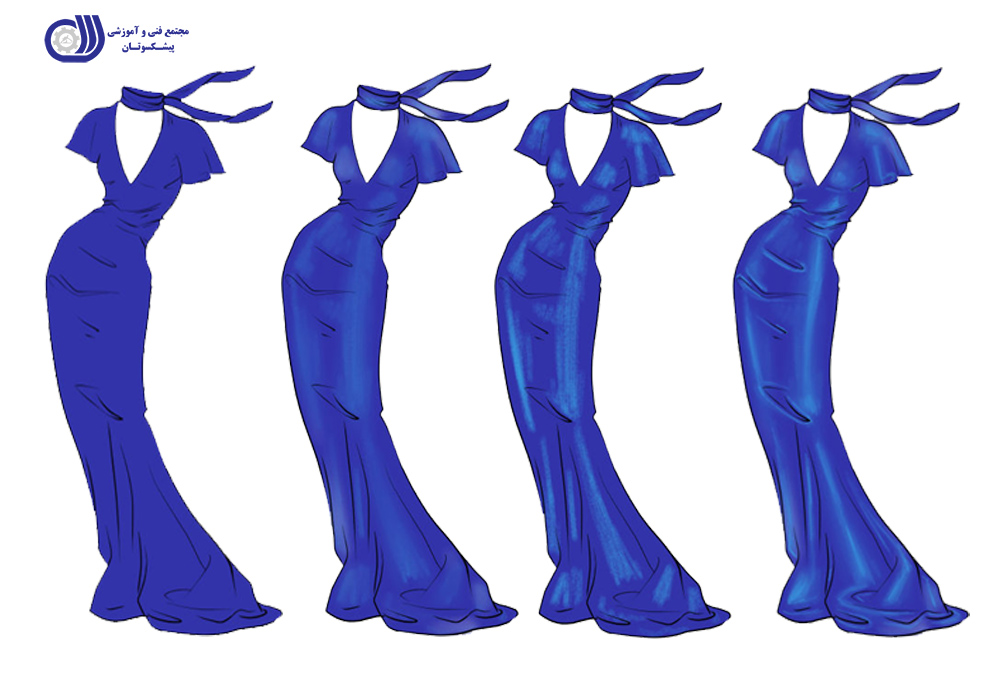 pishkesvatan- پیشکسوتان طراحی لباس عروس مجلسی