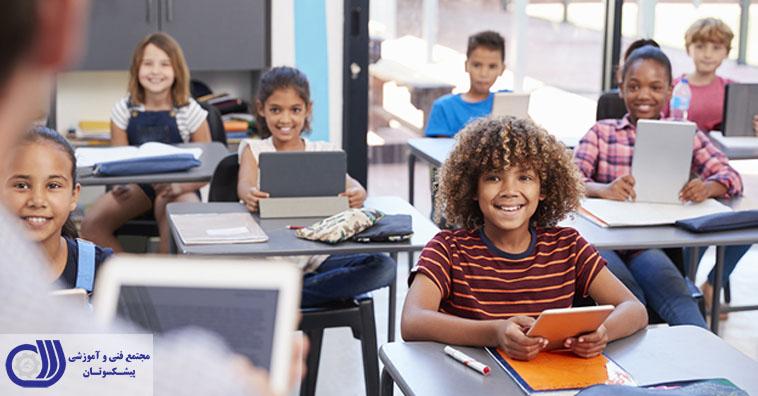 آموزش آنلاین پداگوژی