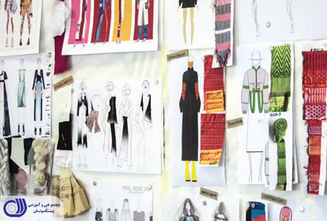 کلاس خصوصی طراحی لباس: آموزش با توجه به سرعت یادگیری شما
