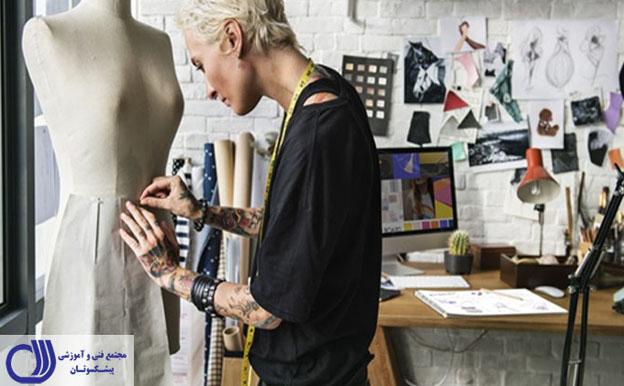 مروری کوتاه بر دوره طراحی لباس در آموزشگاه های فنی و حرفه ای و آینده شغلی آن