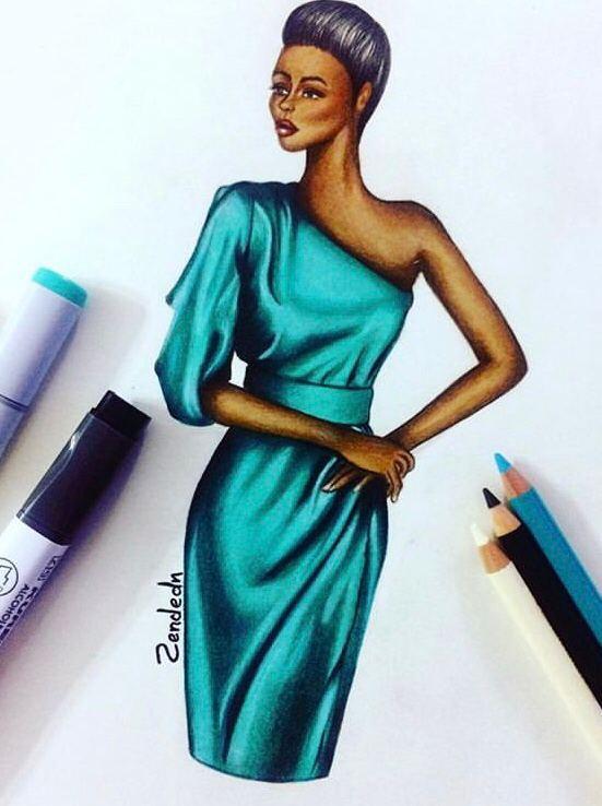 لیلا زنده دین استاد طراحی لباس پیشکسوتان