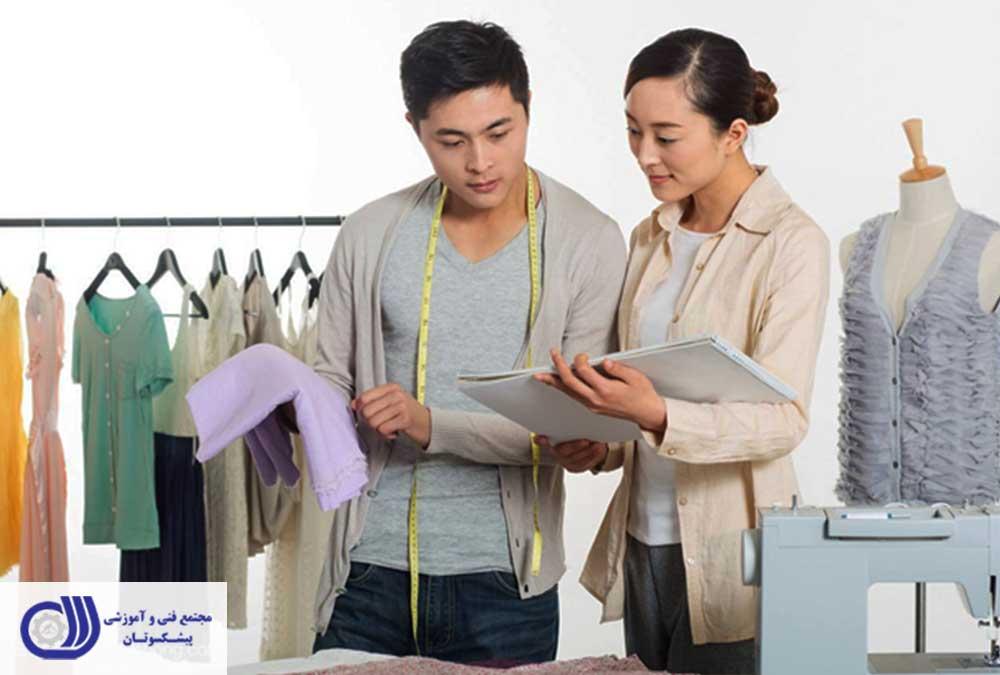 طراحان حرفهای لباس