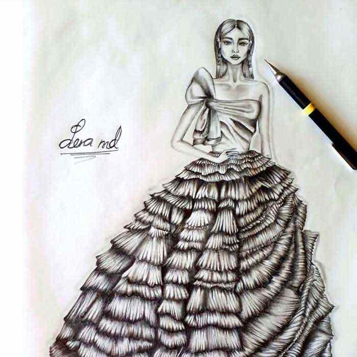 طراحی لباس پیشکسوتان