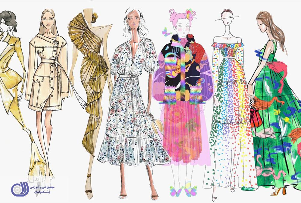 مفاهیم-اصلی-در-کلاس-طراحی-لباس