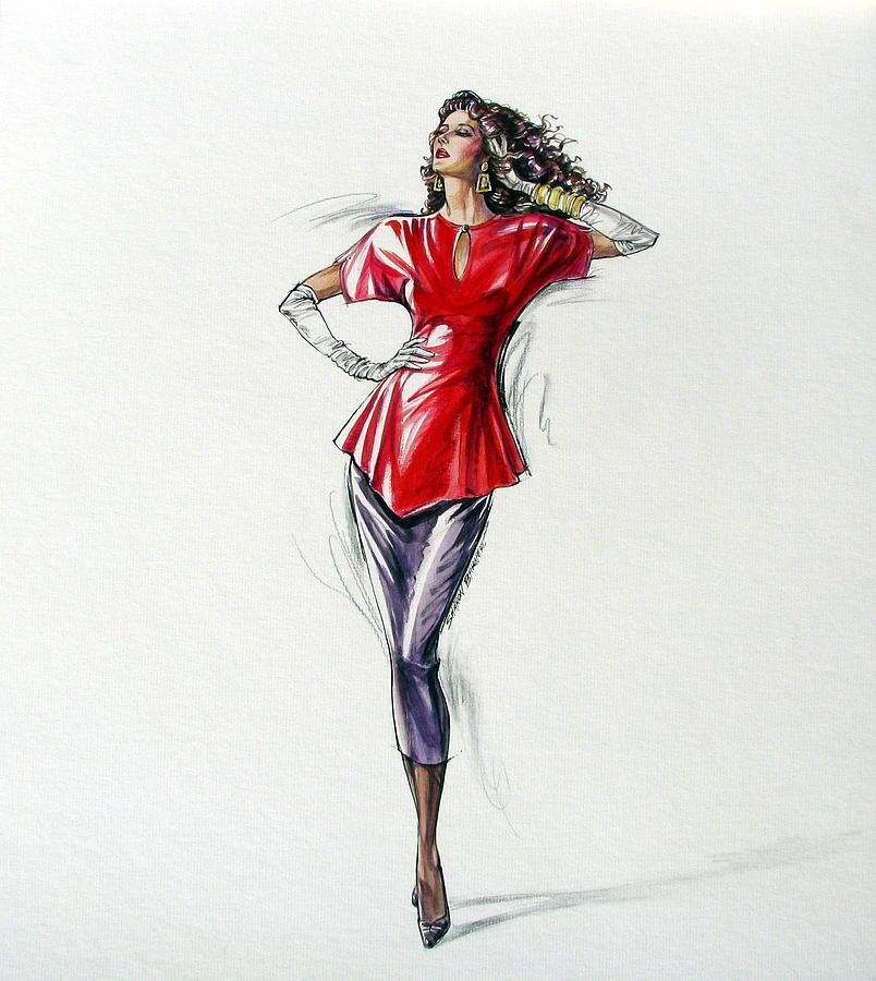 مفاهیم اصلی در کلاس طراحی لباس
